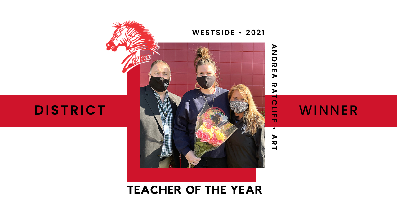 District Teacher of The Year - Andrea