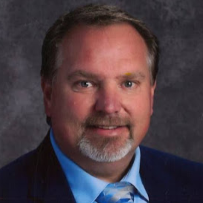 a photo of superintendent Cole Young