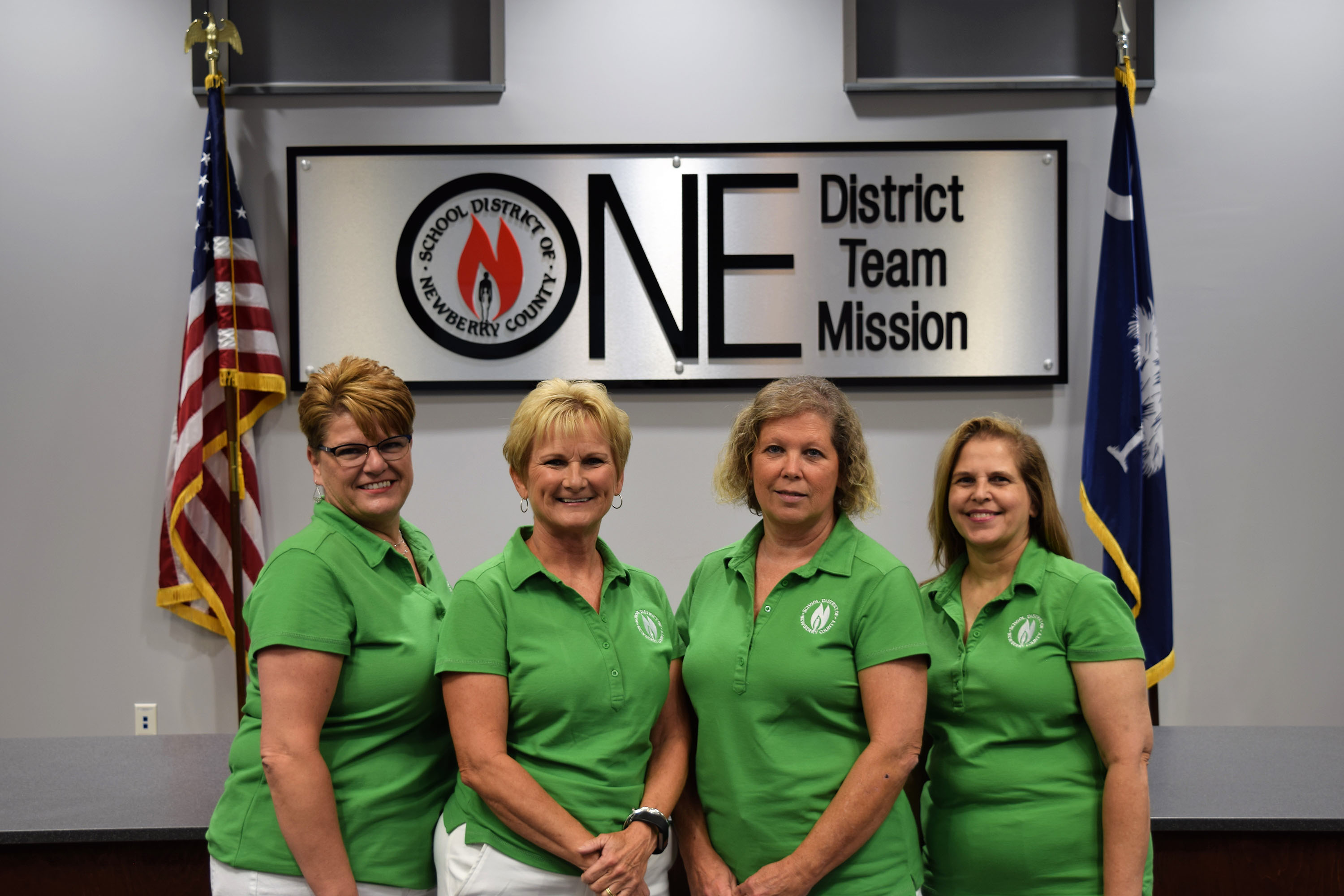 Office of Child Nutrition Staff
