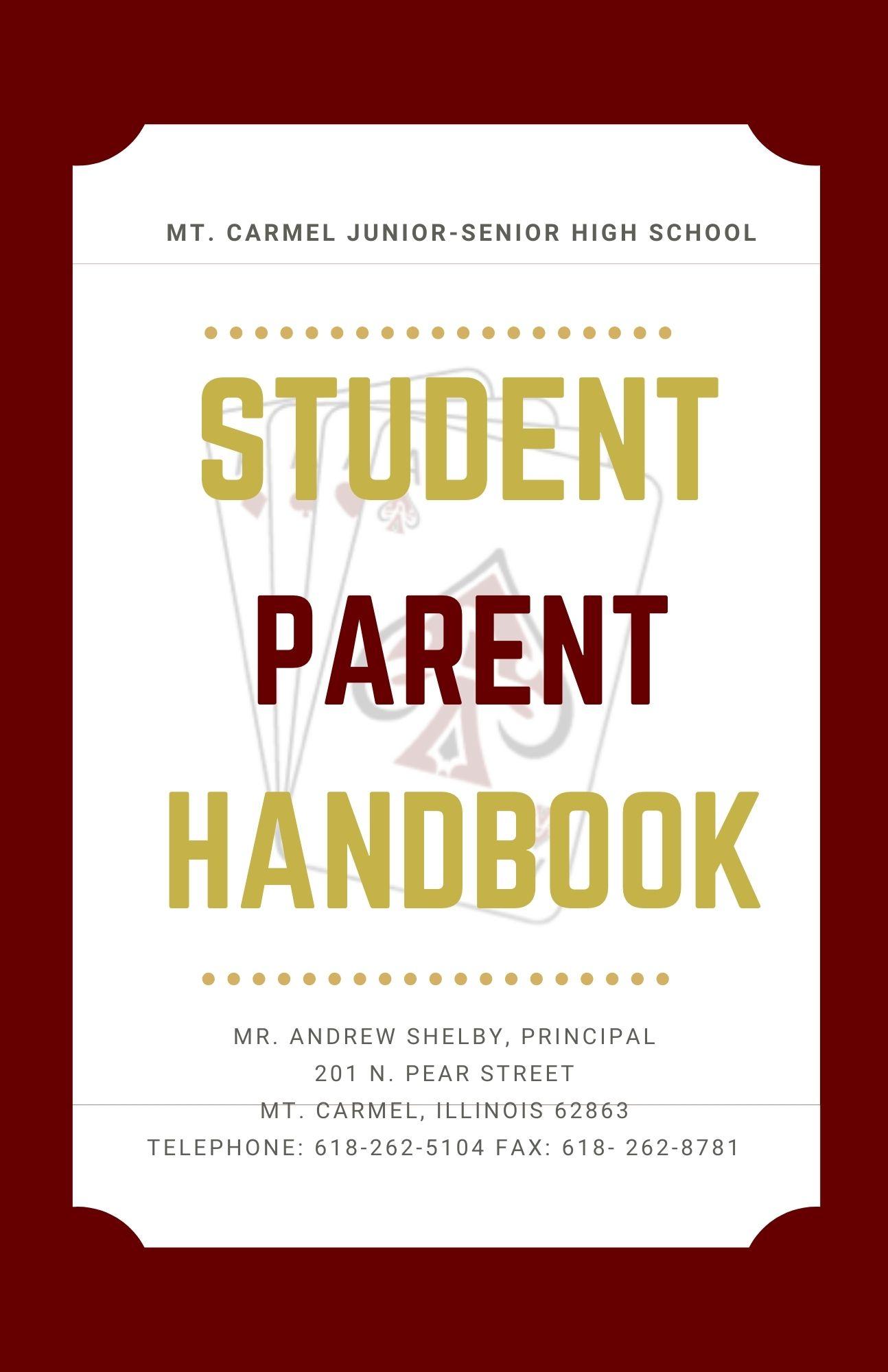 MCJSHS Parent Student Handbook