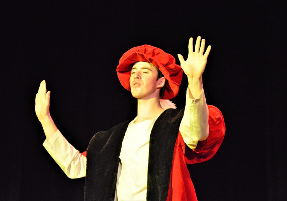 Photo of the musical production.