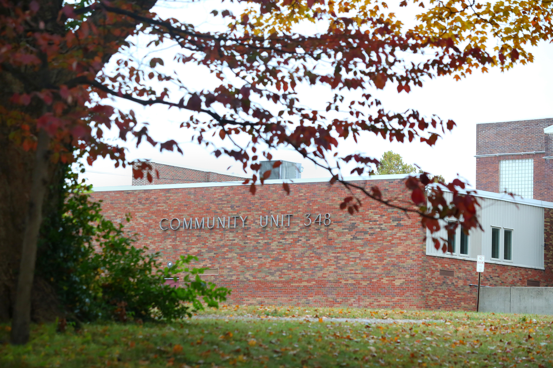 Community Unit Schools District #348 High School