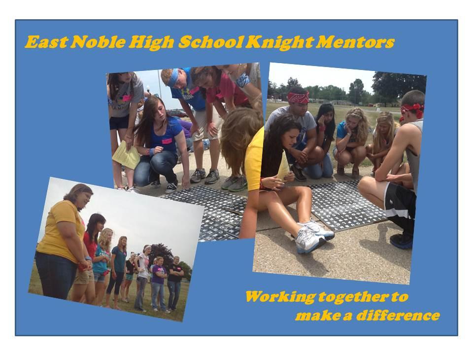 East Noble High School Knight Mentors
