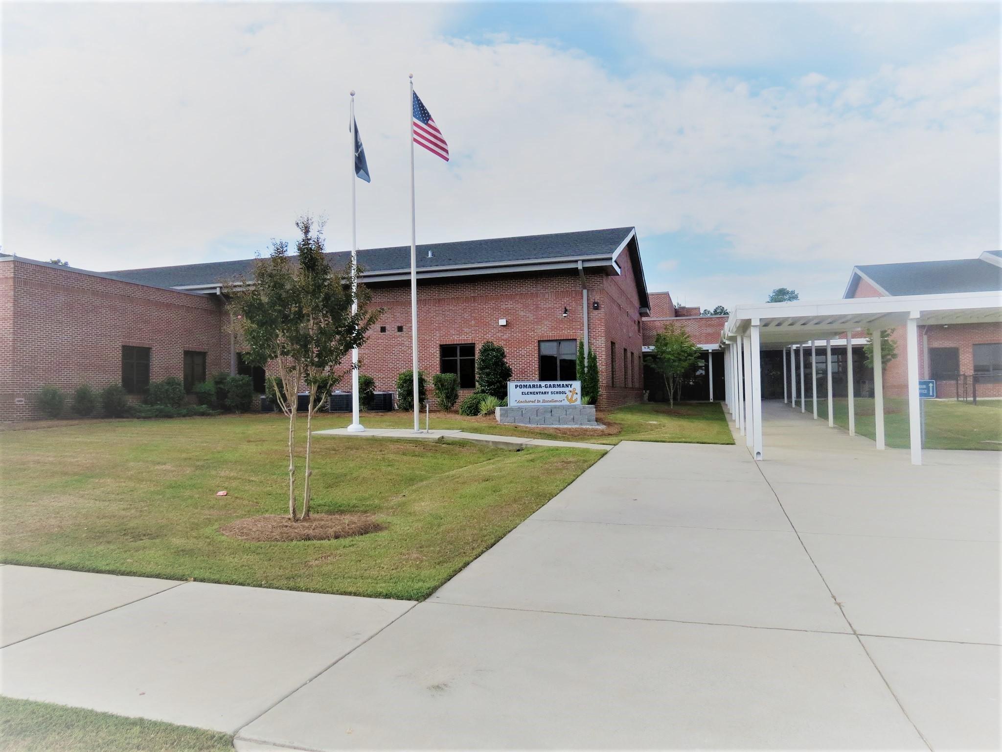 Pomaria-Garmany Elementary School
