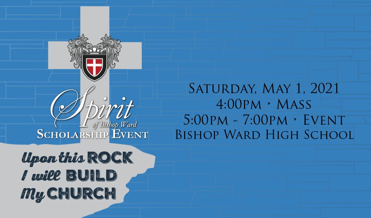 Spirit of Bishop Ward Scholarship Event