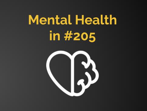 Mental Health in #205