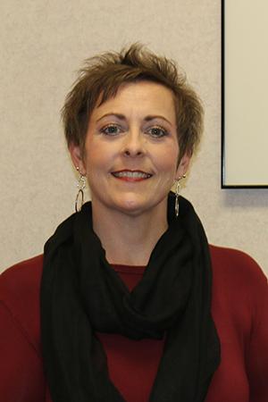 Mrs. Tandi Riley, Vice-President-