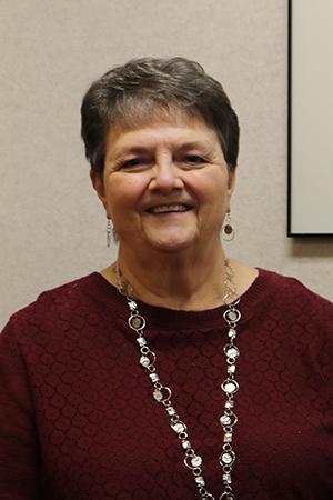Mrs. Marilyn Cole, Secretary-