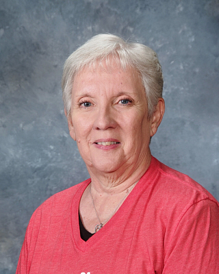 GAYE CRANFILL, ELEMENTARY LIBRARY AIDE