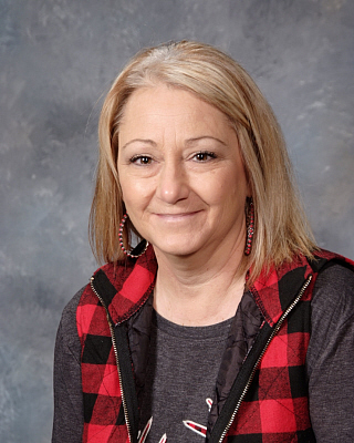 DANA ANCELL, ELEMENTARY LIBRARY AIDE