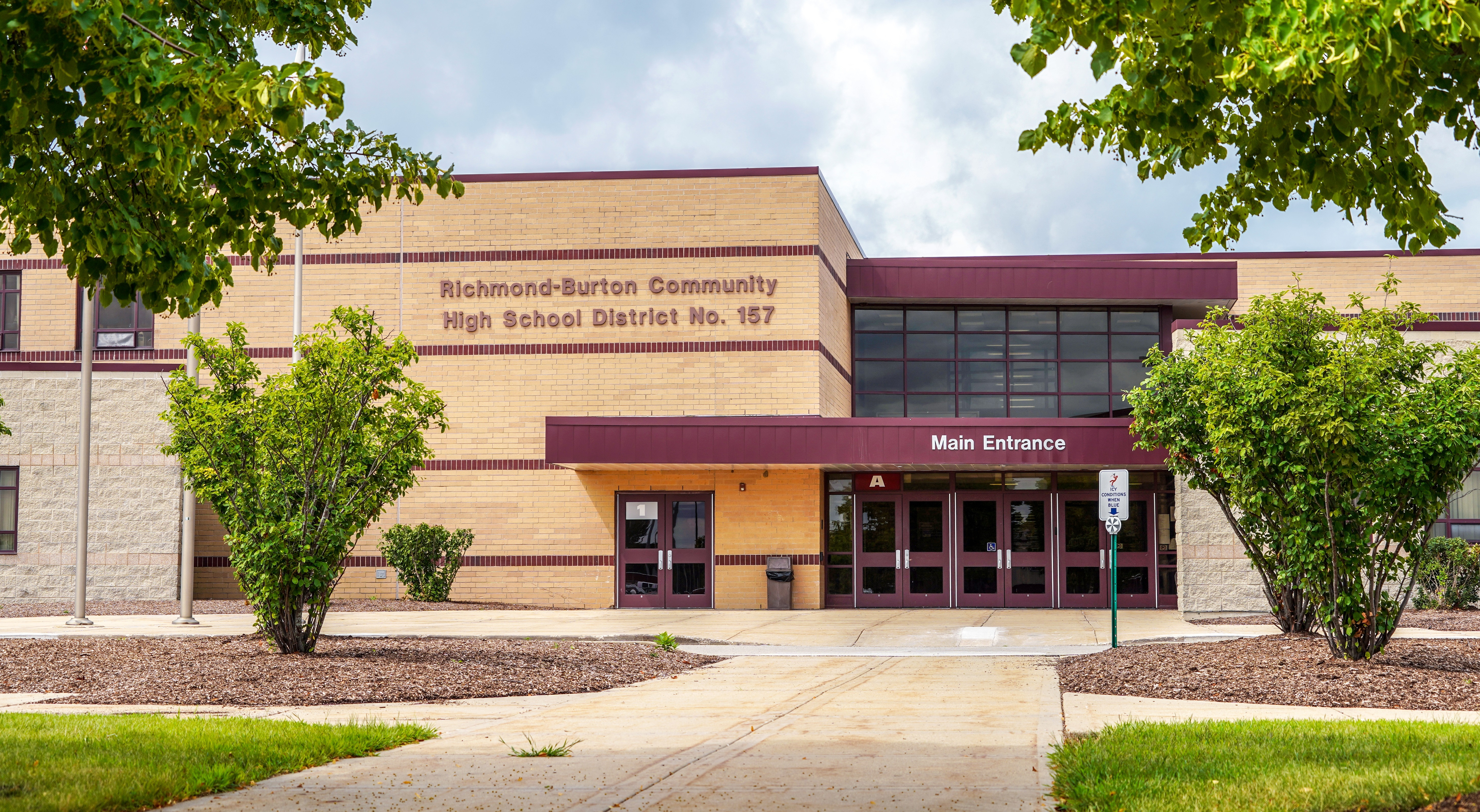 Richmond-Burton High School