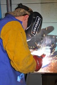 The Welding Technology program