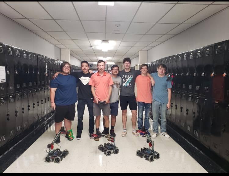 High School Robotics 2019-2020