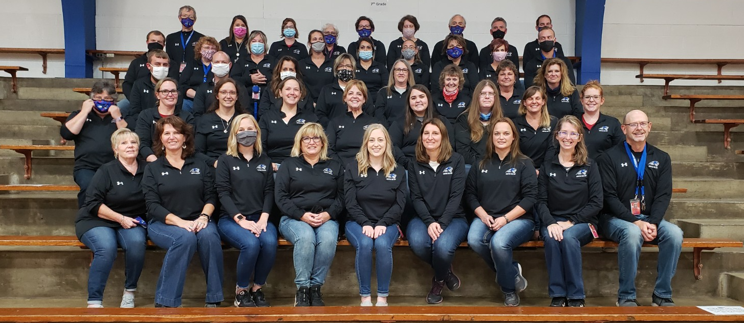 Staff Photo 2020