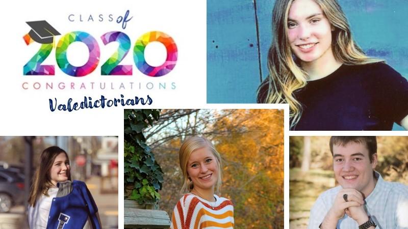 Class of 2020 Valedictorians