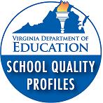 photo of Virginia Department of Education School Quality Profiles logo