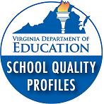 virginia department of education school quality profiles logo