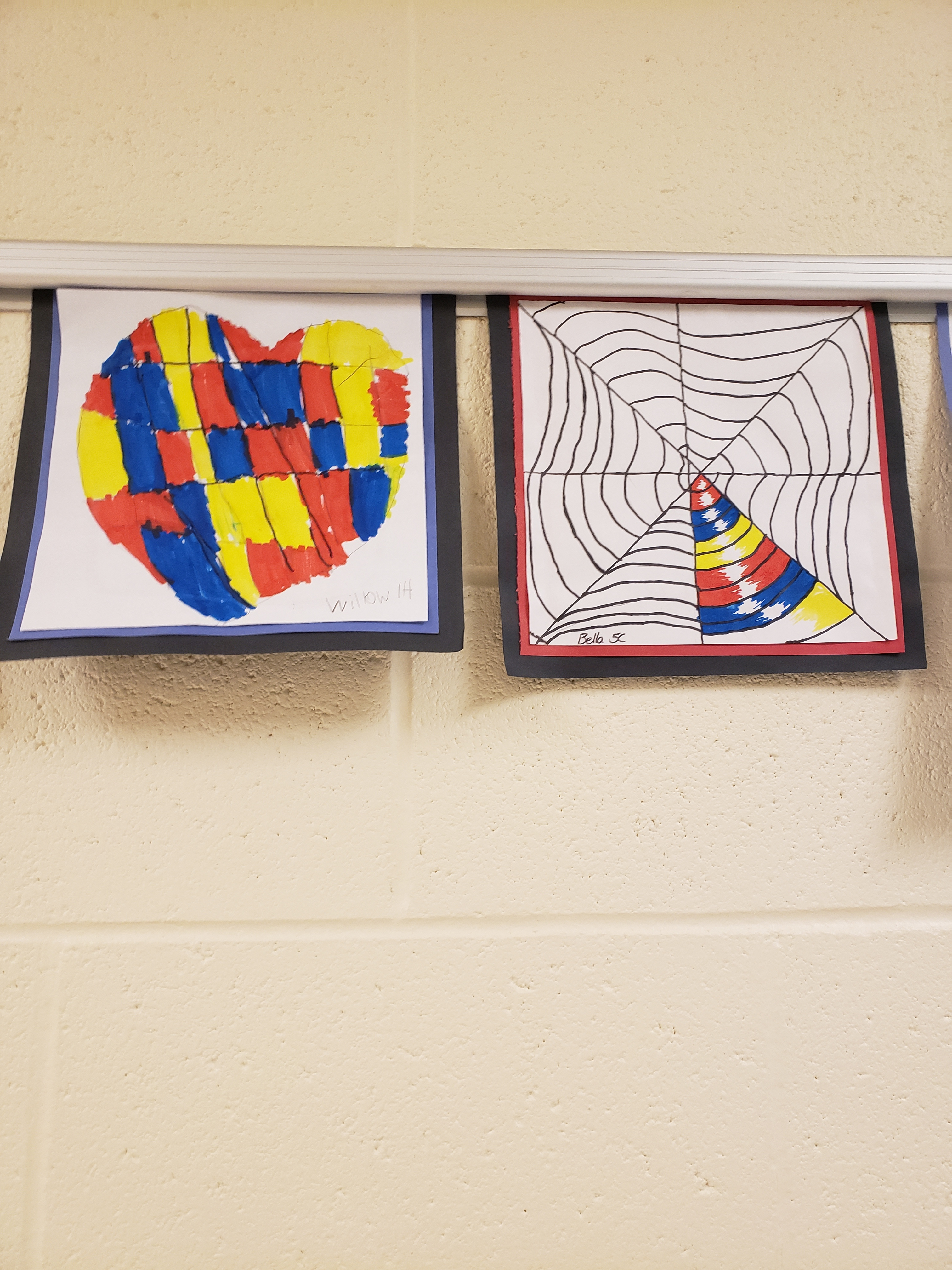 ART by Kenna Students