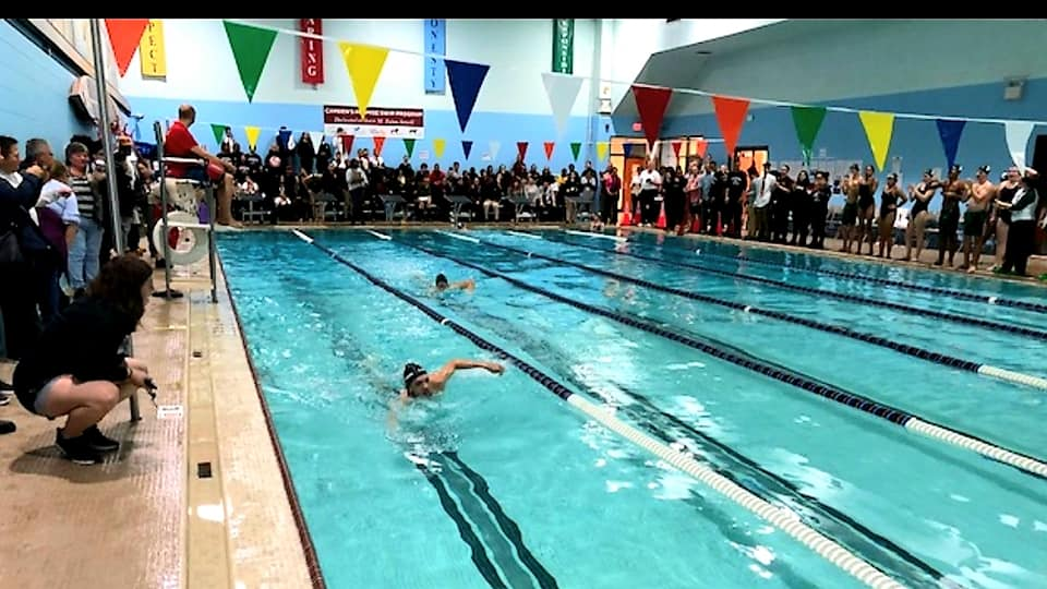 Swimming Team