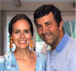 Rachel and Drew Katz