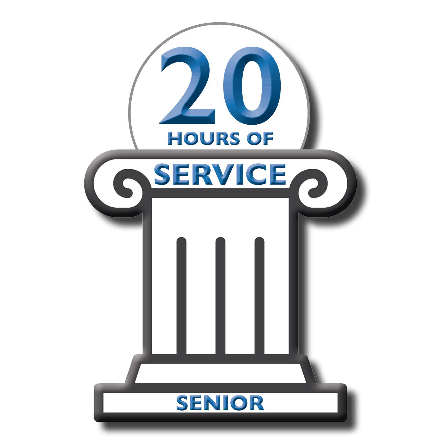 20 hours of service