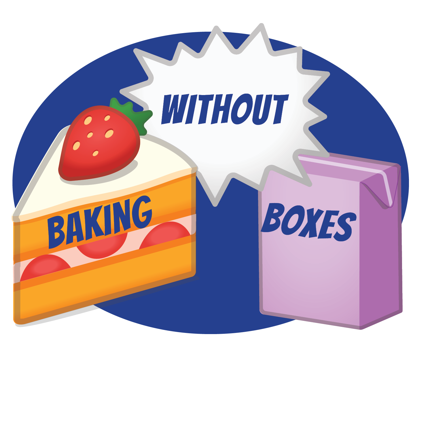 Baking without Boxes