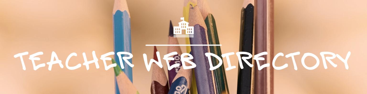 Teacher Web Directory