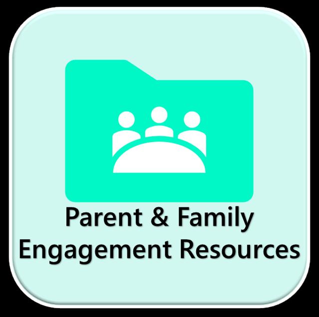 Parent & Family Engagement Resources