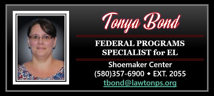 Tonya Bond