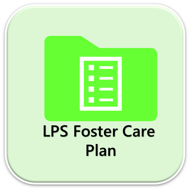 LPS Foster Care Plan