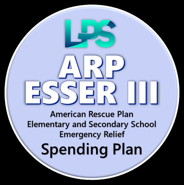 LPS ARP ESSER III Spending Plan