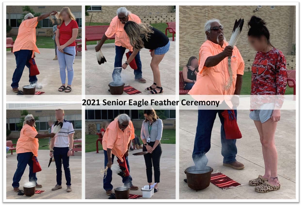 Eagle Feather Ceremony