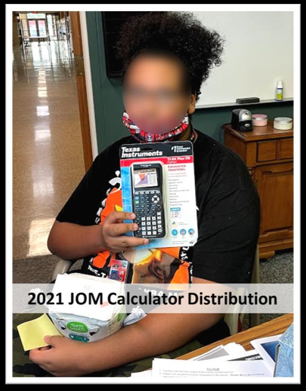 JOM Calculators