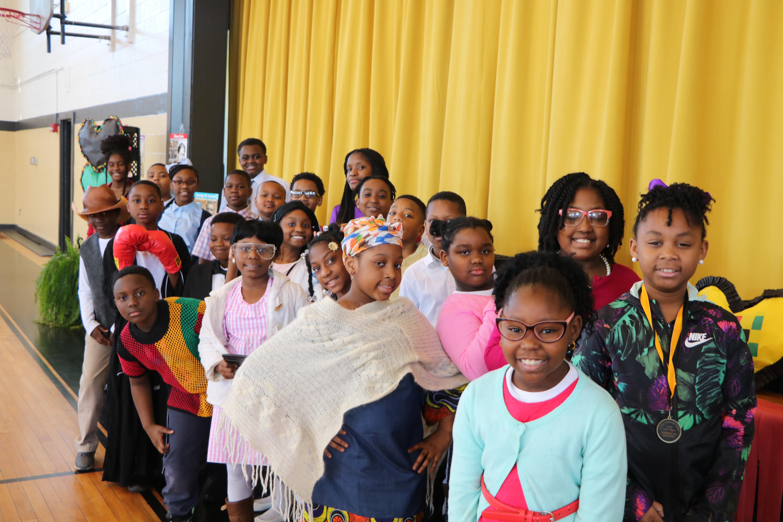 AES Black History Program