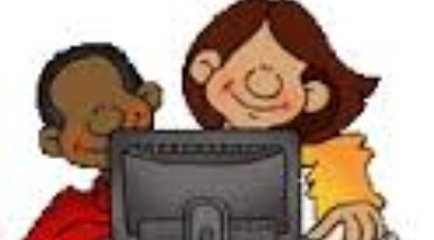 Kids and Computer Drawing
