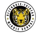 Allendale - Fairfax Middle School Logo