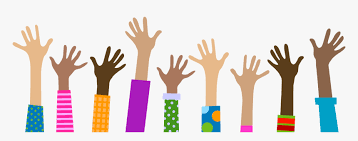 Raised Hands Illustration