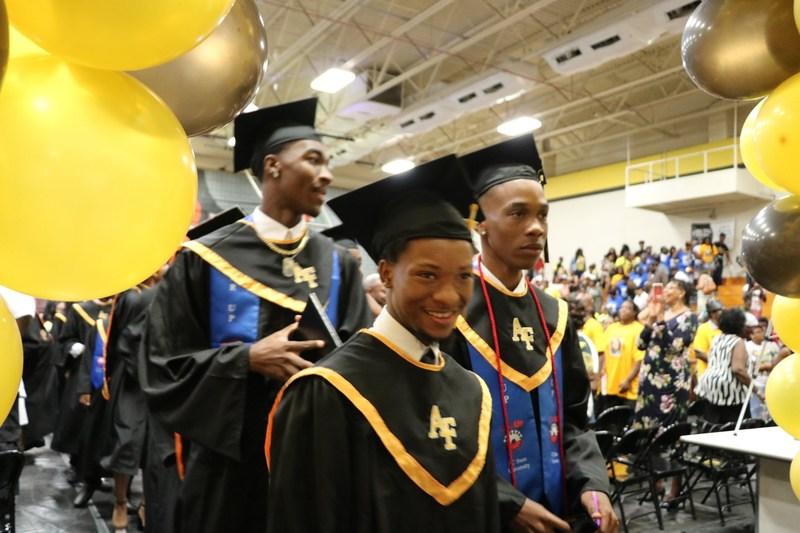 2019 AFHS Graduates