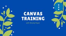 Canvas Training