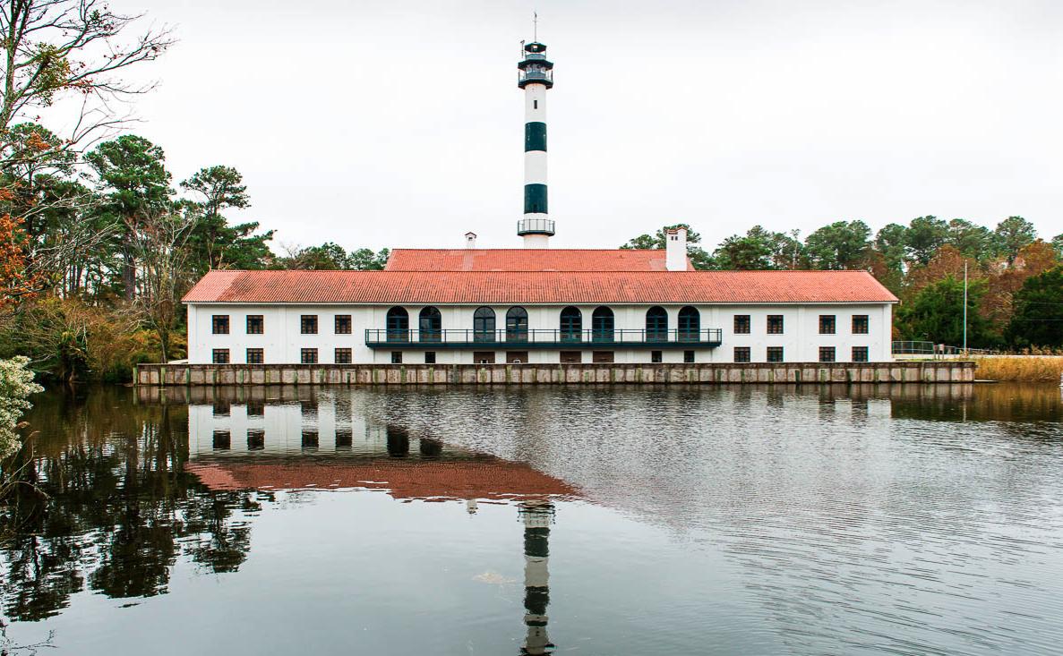 Hyde County Lighthouse