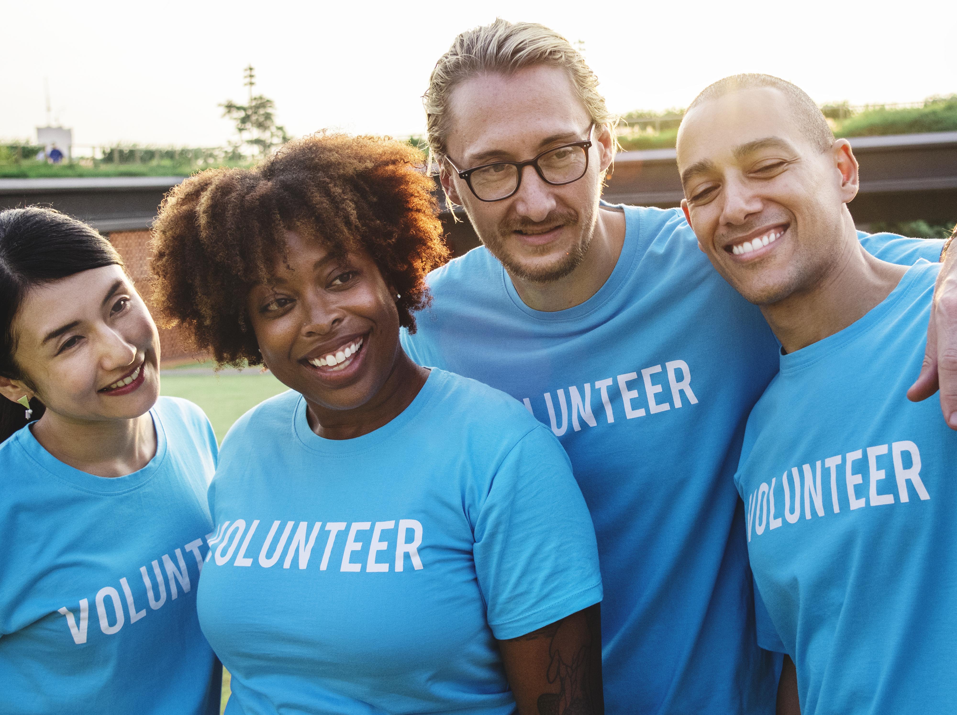 Voluntteers