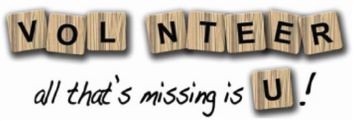 VOL_NTEER - ALL THAT'S MISSING IS U!