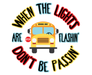 Image - When lights are Flashing Don't be Passing