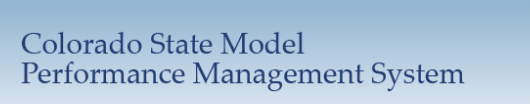 Colorado State Model
