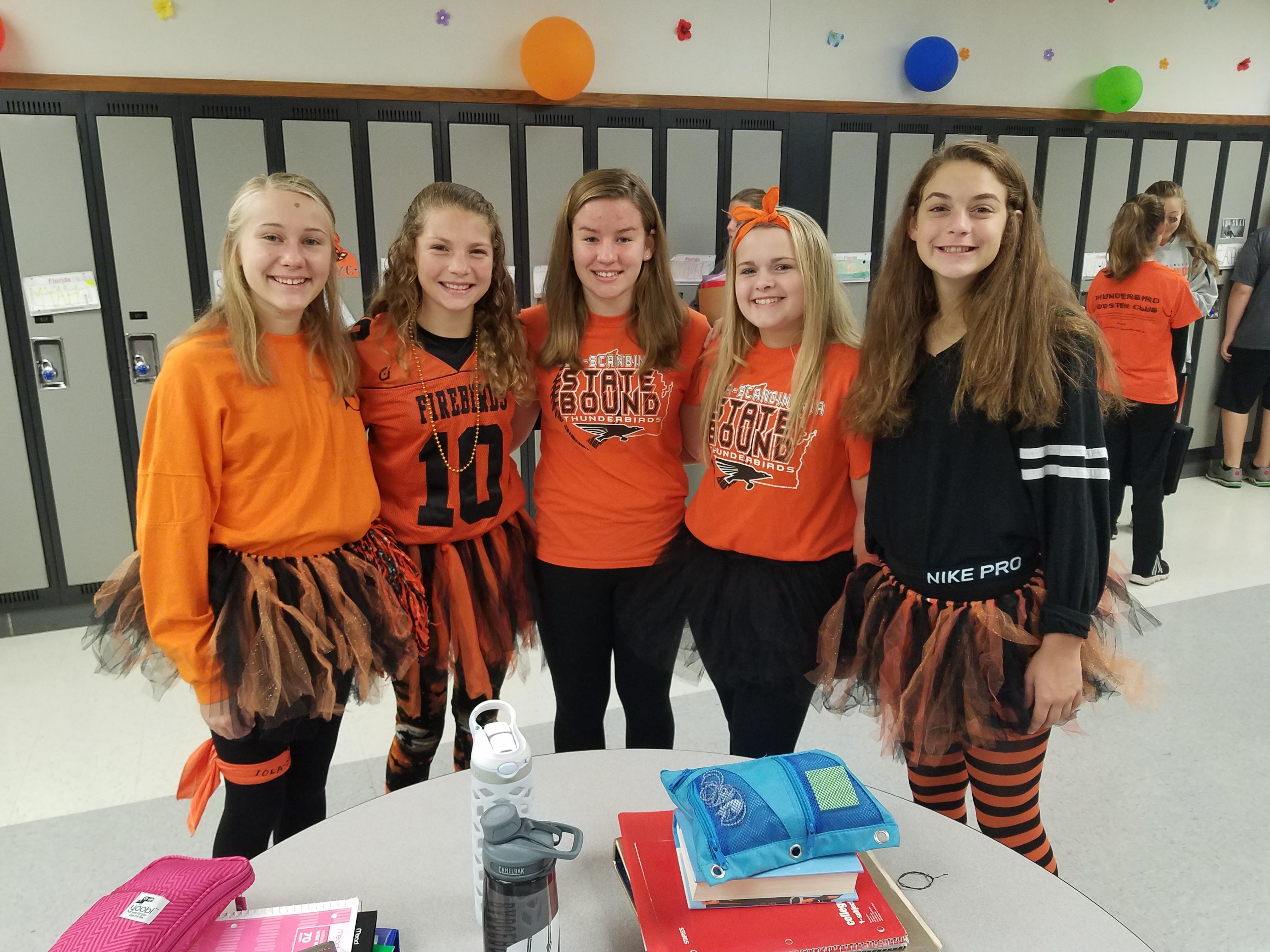 girls middle school