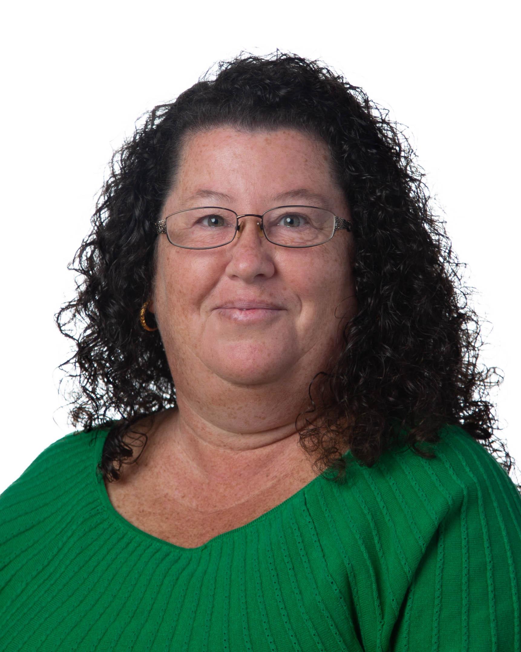 Special Education Coordinator, Paula Wiederhold