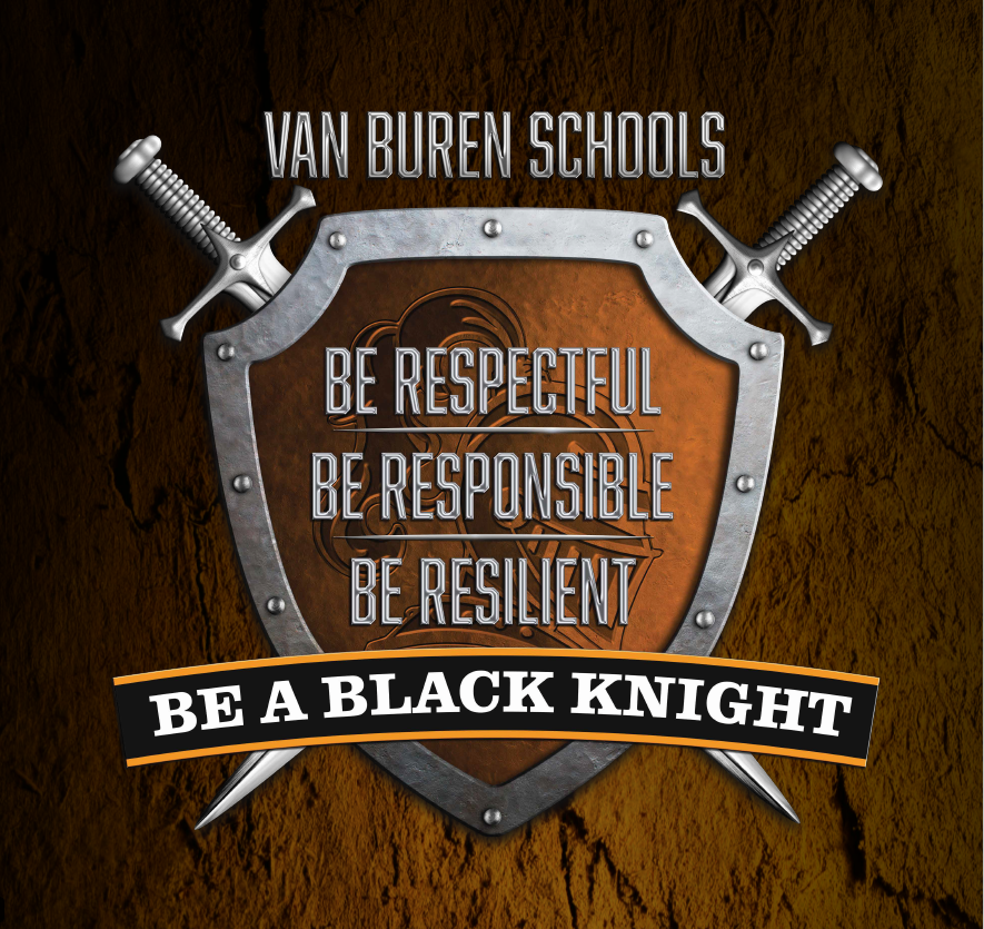 Traits of a Black Knight Logo