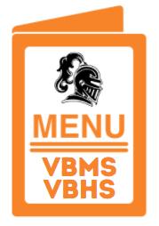 VBMS/HS Menus