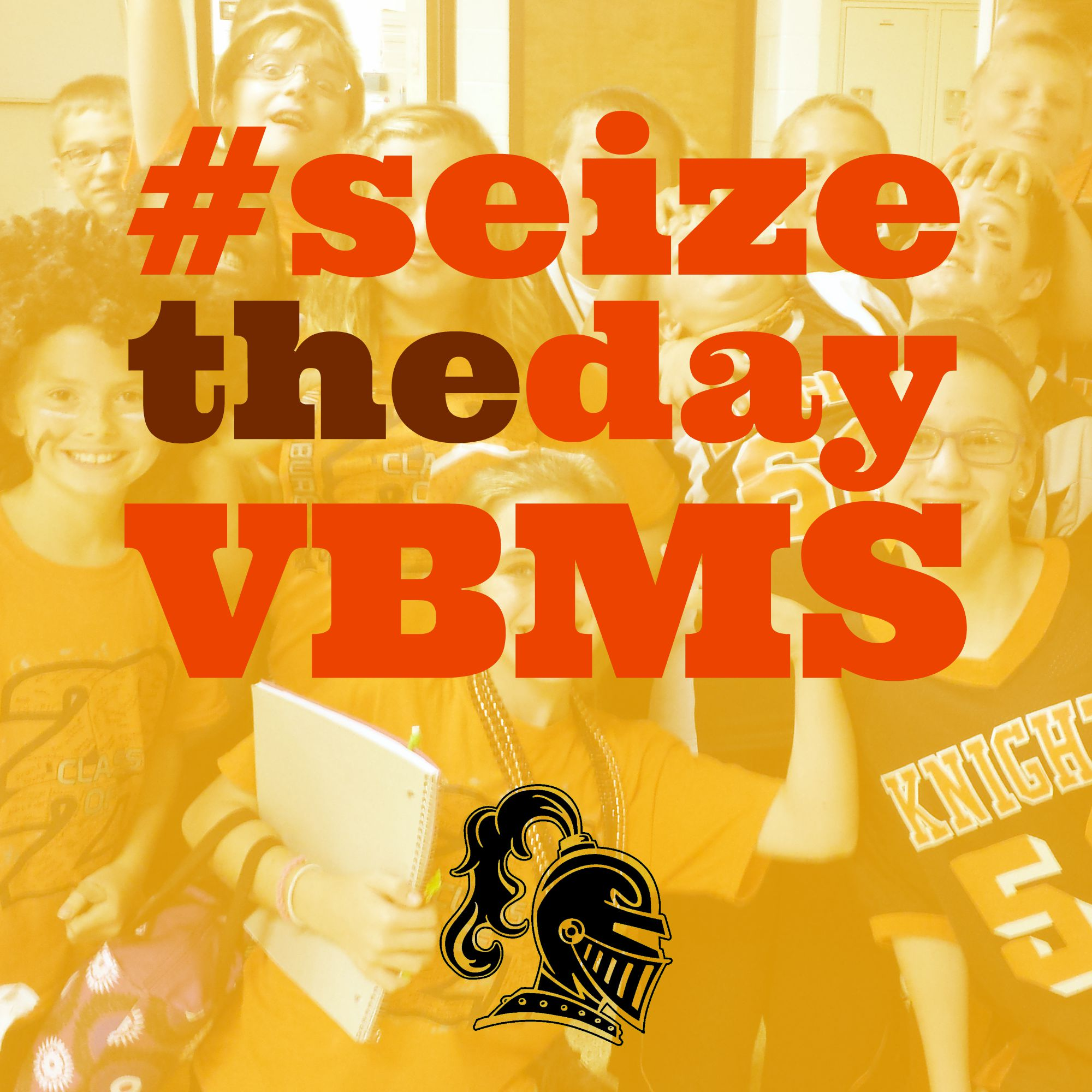 #Seize the Day VBMS