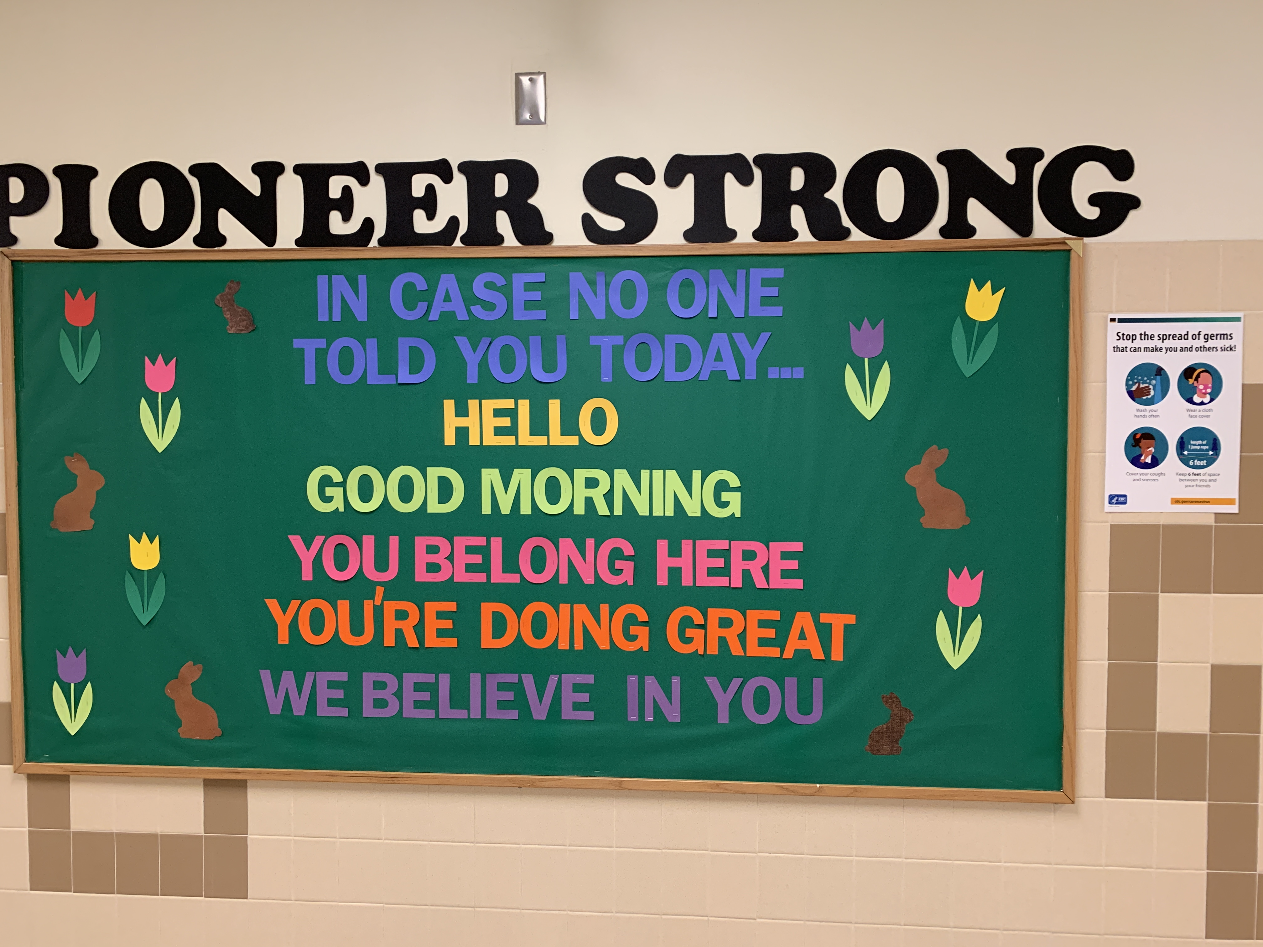 pioneer strong